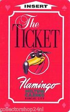 Hotel Key , Casino Card : Hilton Casino Kansas City - The Ticket - P10529