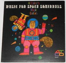 """Al Caiola - Music For Space Squirrels  U.S 12"""" LP vinyl"""