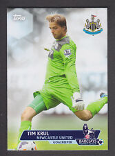 Topps Premier Gold 2013 - Base # 154 Tim Krul - Newcastle