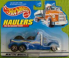 Hot Wheels, 65743-81 Haulers,  Peterbilt Cable Line Truck  1:64   3+ Boys 1998