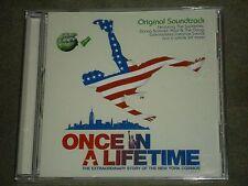 Once in a Lifetime Soundtrack (CD, Jul-2006, Superb Records) sealed