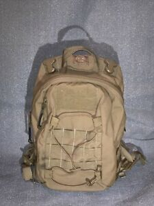 Tactical Tailor Fight Removable Operator Backpack, Coyote-USED