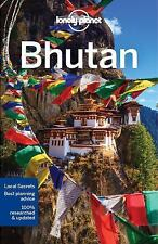 Travel Guide: Lonely Planet Bhutan by Lonely Planet Publications Staff (2017,...