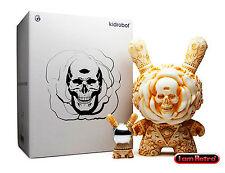 Arcane Divination Clairvoyant Bone White Medium Dunny JRyu x Kidrobot Limited Ed