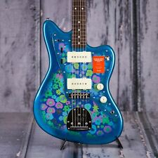 Fender Made In Japan Traditional 60s Jazzmaster, Blue Flower