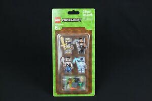 Lego 853610 - Minecraft Skin Pack 2 - Minifiguren - NEU & OVP