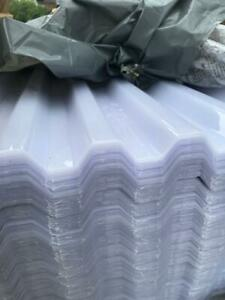 """"""" Plastic roof sheets 6m box profile """" Best price"""