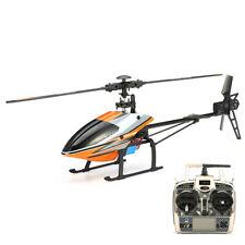Wltoys V950 2.4g 6ch 3d6g Système Brushless sans Balais Fbl Rc Hélicoptère RTF