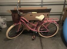"Huffy Nel Lusso Bike Pink Cruiser 24"" Girls *NEW SHIPS FAST*"
