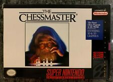 Chessmaster (SNES). No Inner box, but overall Good Condition!