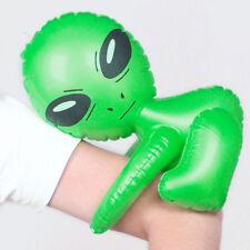 Aufblasbarer Alien Luftalien Aufblasfigur Aufblasalien Wasserspielzeug sortiert