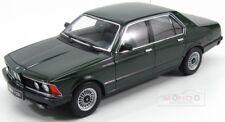 Bmw 7-Series 733I (E23) 4-Door 1977 Green Met KK Scale 1:18 KKDC180103
