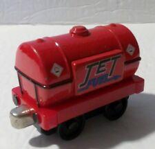 JET FUEL Tanker Thomas&Friends Boy Toys Train Diecast Metal Learning Curve