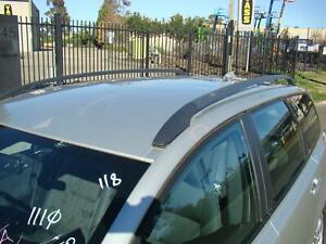 VOLVO V50 ROOF RAILS PAIR 03/04-08/12