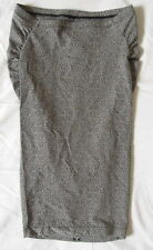 NEU * WOLFORD  Skirt Rock moonstruck tweed stretch Bleistiftrock Gr.S