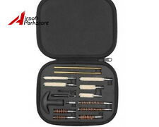 16 Piece Pistol Cleaning Kit for All Caliber Hand Guns 22 357 38 9mm 40 44 45