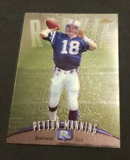 Peyton Manning 1998 Topps Finest RC #121 Colts