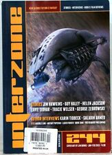 INTER ZONE Magazine NEW SCIENCE FICTION & FANTASY Printed in UK