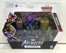 Avengers Gamerverse: Hulk Vs. Abomination Action Figure Set (2020) Hasbro New