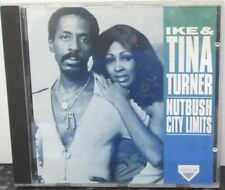 IKE & TINA TURNER - Nutbush City Limits - CD ALBUM