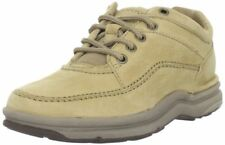Rockport Mens Walking Shoe,Sand Nubuck,10 W US