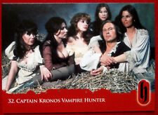HAMMER HORROR - Series Two - Card #32 - Captain Kronos: Vampire Hunter