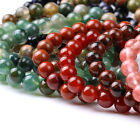 8MM Fashion Round Kinds Material Loose Beads Bracelets Jewelry Making Beads