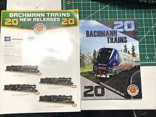 Bachmann Trains Catalog 2020 Edition Paperback