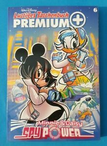 LTB Premium + Nr.6  Minnie & Daisy  SPYPOWER   NEU + UNGELESEN
