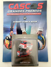 Robert Kubica (2008) helmet collection 1/5 new sealed Discontinued