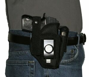 USA Holster Sig Sauer Mosquito With Extra Mag .22 P 22 OWB Belt Hip
