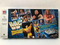 WWF Wrestling Championship Spiel von MB Brettspiel Gesellschafts Familien