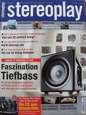 Stereoplay 7/10 B & W 804 Diamond, Quadral Vulkan, Cayin MP 100 S, Tascam US 144