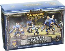 WARMACHINE Battlegroup Cygnar MkIII Boîte de Figurines PRIVATEER PRESS Wargame
