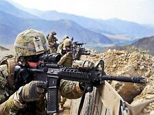 PHOTOGRAPHY MILITARY EXERCISE SOLDIER GUN INFANTRY USA ART POSTER PRINT LV3672
