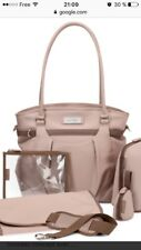 sac a langer babymoov couleur taupe