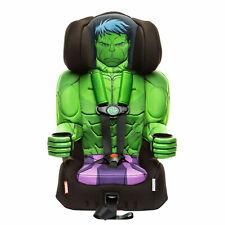 KidsEmbrace Marvel Avengers Incredible Hulk Combination Harness Booster Car Seat