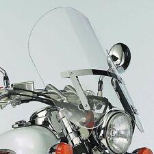 National Cycle Motorcycle Dakota 3.0 Windshield Clear 17.5X18 NC125A