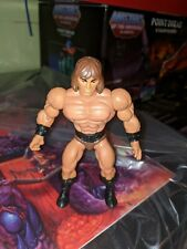Masters of the Universe Origins Custom Wun-Dar He-Man - Wonder Bread Wundar