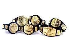 WWE Jakks Championship Belts Lot Wrestling Figure Accessory IC Womens U.S._s99