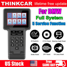 Thinkscan For BMW Full System Car Diagnostic OBD2 Scanner ABS,SRS,SAS,DPF,ECTS