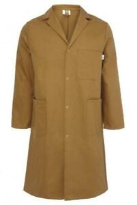 Cotton Storemans Warehouse, Open All Hours Shopkeepers Coat, Dust Jacket - CT01K