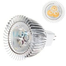 LAMPADA FARETTO MR16 GU5.3 SPOT LUCE FREDDA 3W POWER LED EPISTAR 320 LUMEN CASA