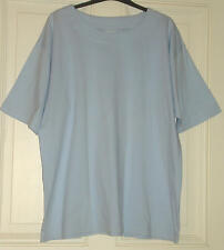 Damen T-Shirt Kurzarm C&A NEW FAST Gr. 40/42 hellblau