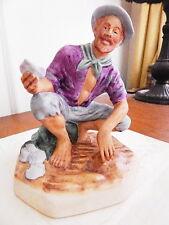 Vintage Royal Doulton THE BEACHCOMBER Figurine #HN 2487  RARE - NICE!