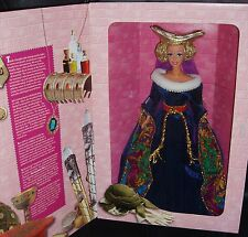 Barbie Medieval Lady Great Eras Mattel 1994 MIB