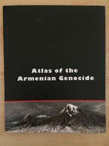 ATLAS OF THE ARMENIAN GENOCIDE Turkey Massacres Maps History Azerbaijan Diaspora