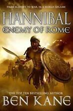 Hannibal: Enemy of Rome von Ben Kane (2012, Taschenbuch)