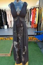 Full-Length Regular Size 100% Silk Dresses for Women