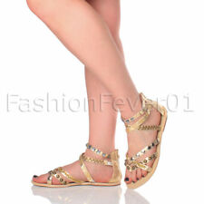 Ankle Straps Unbranded Slim Sandals & Beach Shoes for Women